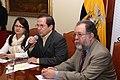 Canciller Patiño, junto a SENAMI, expresa posición oficial del MRECI ante la ley antiinmigrantes de Arizona en rueda de prensa (4558406233).jpg