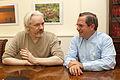 Canciller Ricardo Patiño se reúne con Julian Assange.jpg