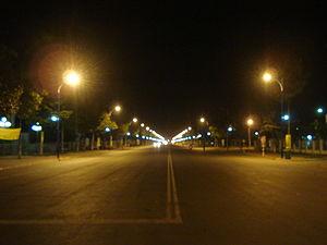 Cao Lãnh - Image: Cao Lanh de nuit