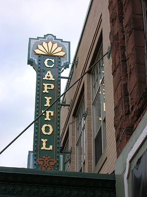 Capitol Theatre (Moncton) - The Capitol Theatre