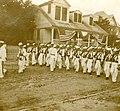 Captain Francis Watlington House, Key West - Sailors on Parade.jpg