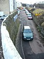 Car in Clockmill Lane - geograph.org.uk - 1725152.jpg