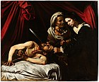 Caravaggio - Judith and Holophernes Toulouse - High Definition