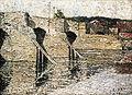 Carl Arp Die alte Saalfelder Brücke 1889.jpg