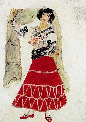 Carmen (opéra) - Vikidia, l'encyclopédie des 8-13 ans