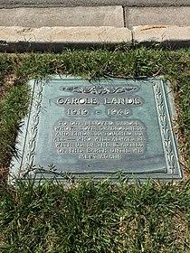 Carole Landis Grave.JPG