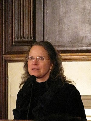 Carolyn Forché - Carolyn Forché at Georgetown University in 2012.
