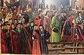 Carpaccio, storie di s.orsola 04, Incontro dei fidanzati e partenza dei pellegrini, 1495, 06.JPG