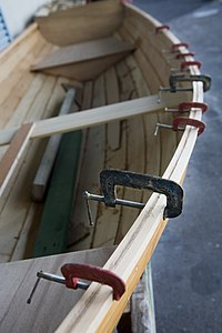 Carpenter presses in the shipyard, Auckland - 1110.jpg