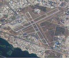Aéroport international de Tunis-Carthage  Tunis-Carthage International  Airport  Port lotniczy  Tunis-Kartagina