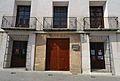 Casa de Pere Bigot, seu universitària, Benissa.JPG
