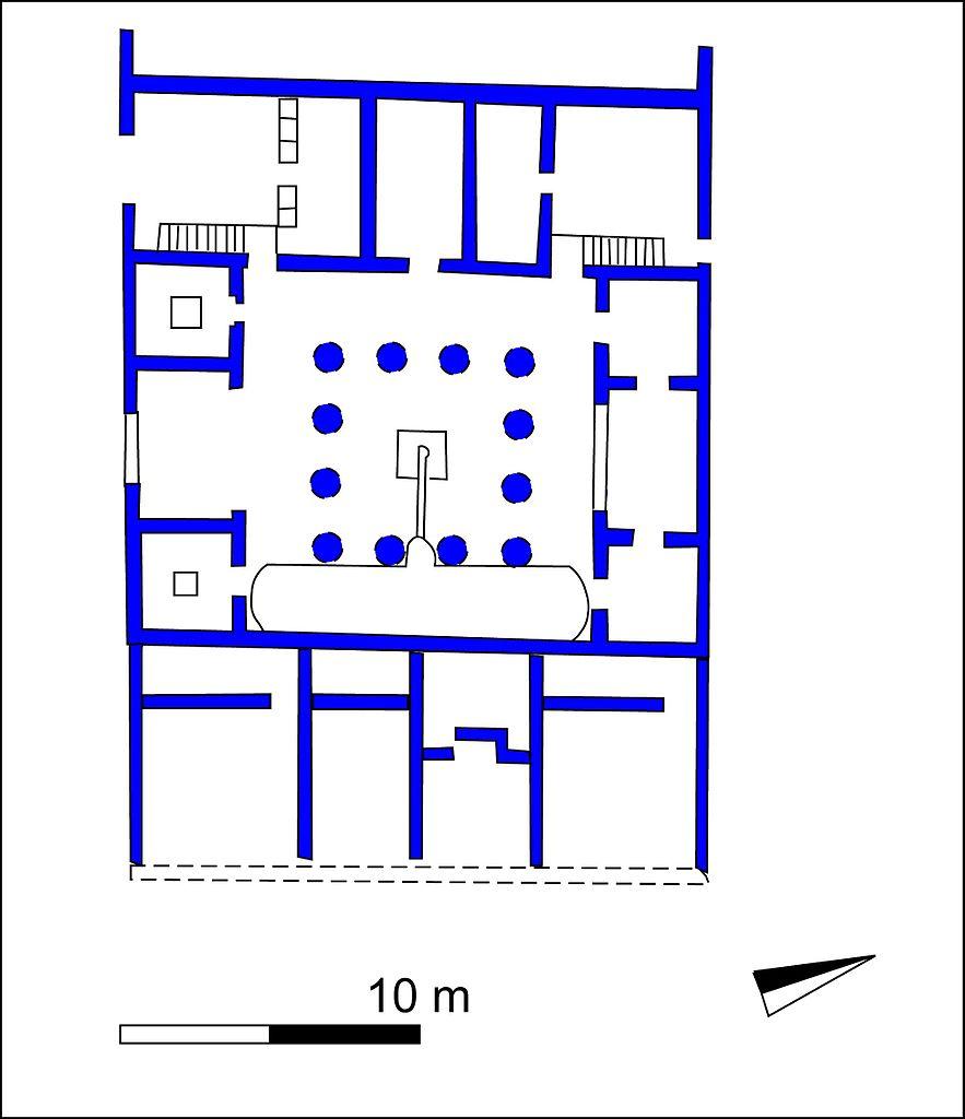 File casa di leda wikimedia commons for Software di progettazione di architettura domestica