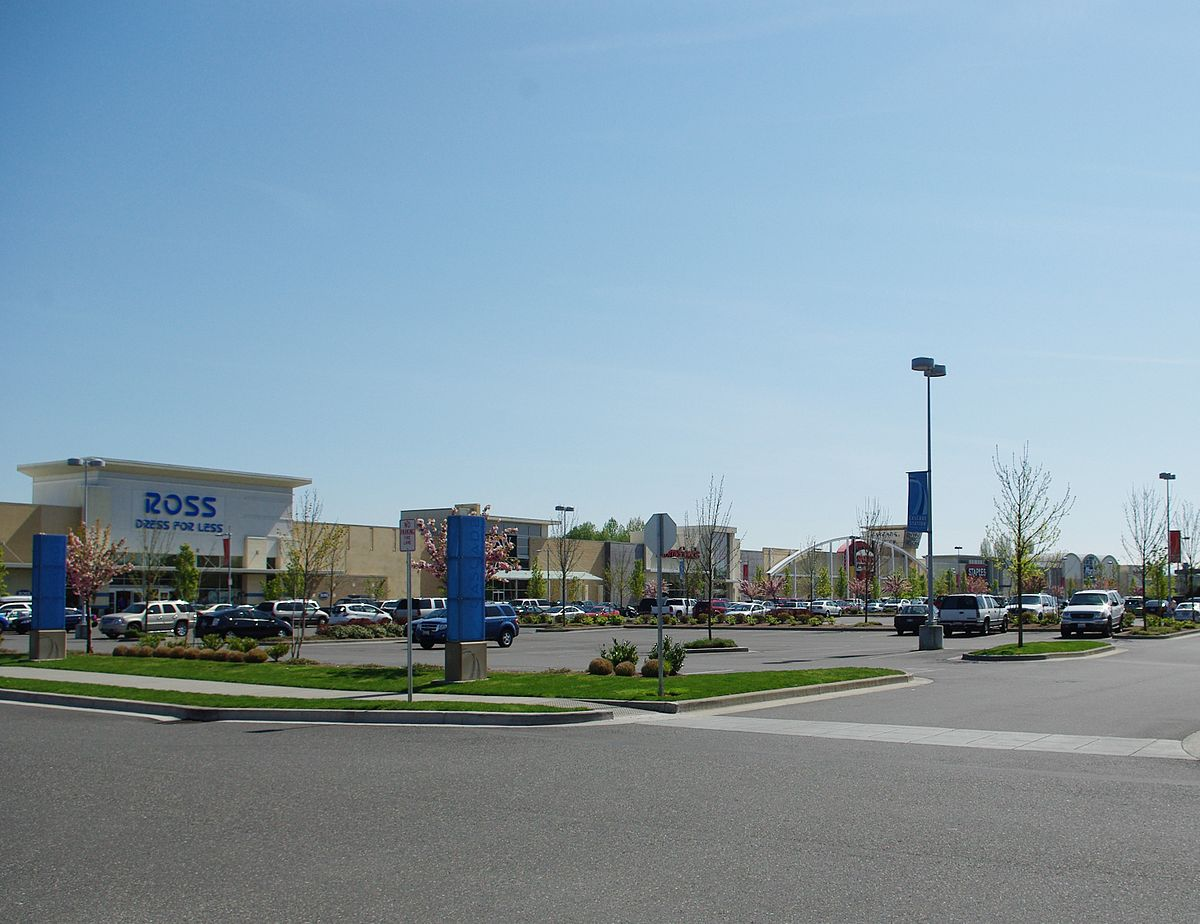 List Of Shopping Malls In Oregon Wikipedia