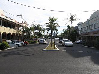 Casino, New South Wales - Barker St., Casino