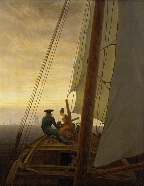 File:Caspar David Friedrich - On the Sailing Boat - WGA8255.jpg