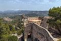 Castell de Xàtiva Porta de Santa Maria i Castell Menor.jpg