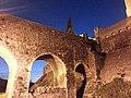 Castello di Melfi, fossato.jpg