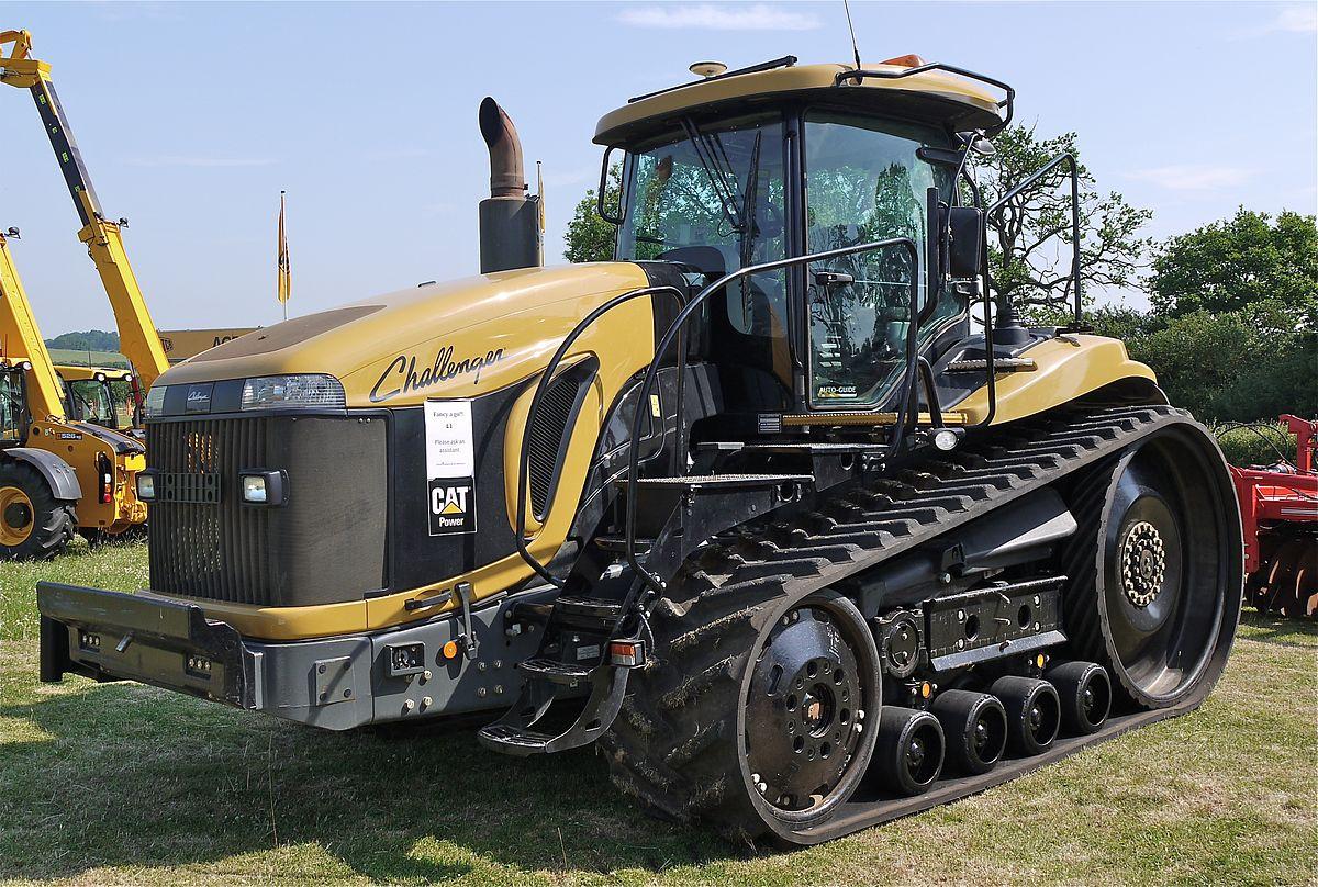 Challenger Tractor Wikipedia La Enciclopedia Libre