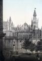 Catedral de Sevilla desde el Archivo de Indias.png