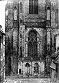 Cathédrale Notre-Dame - Clocher - Partie inférieure, côté sud - Strasbourg - Médiathèque de l'architecture et du patrimoine - APMH00007664.jpg