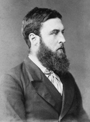 Cathcart Wason - Cathcart Wason, ca 1878