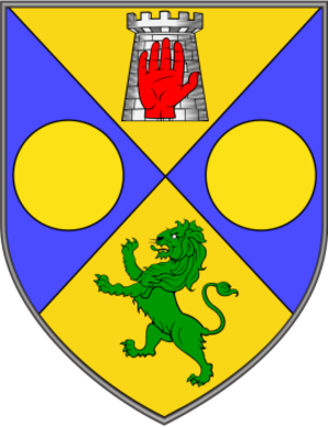 County Longford - Image: Cavan Coat of Arms