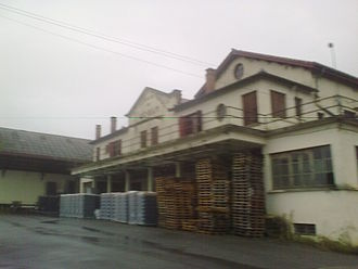 Diusse - The co-operative winery of Vic-Bilh, in Diusse