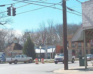 Cave Spring, Georgia City in Georgia, United States