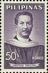 Cayetano Arellano 1963 stamp of the Philippines.jpg
