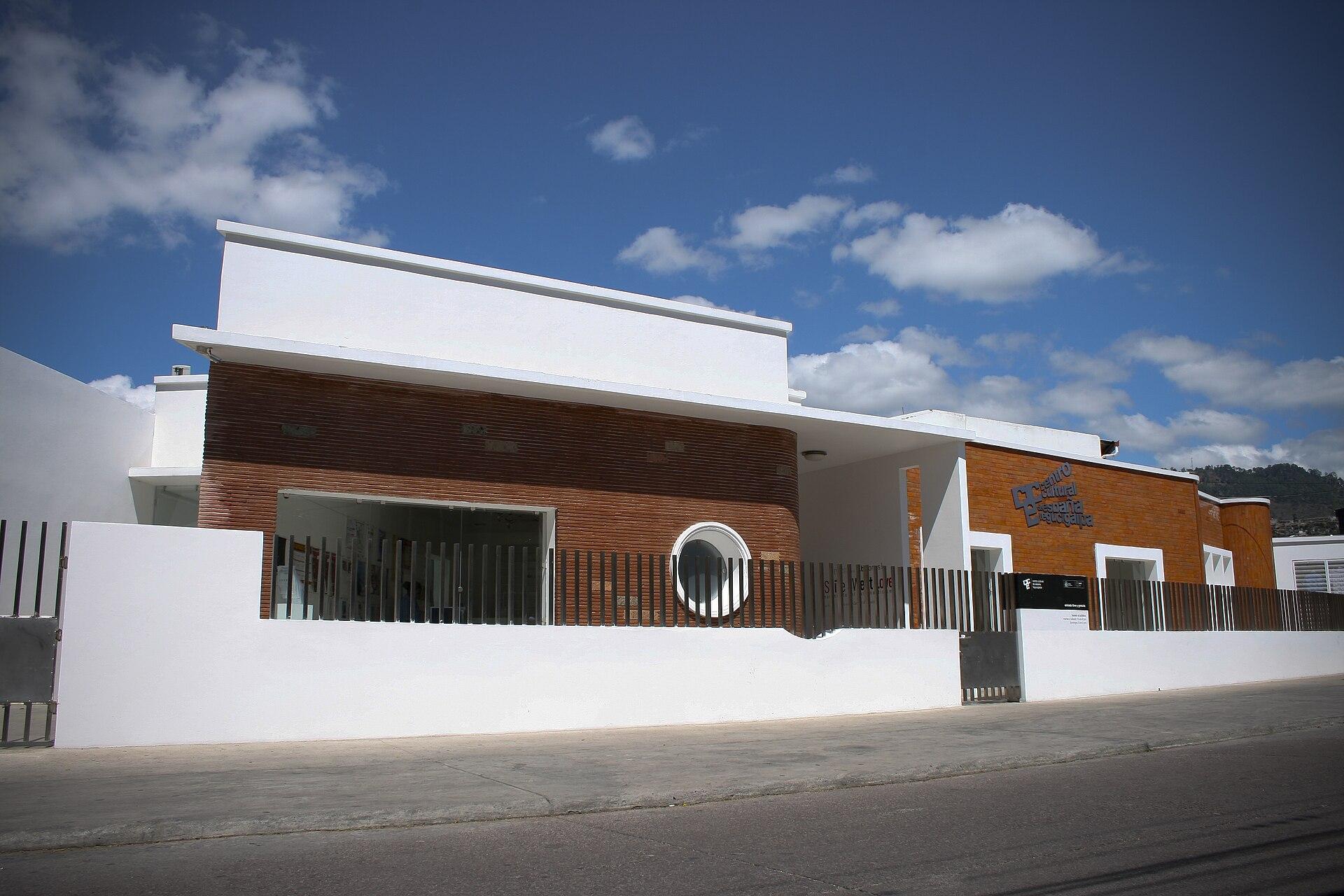 Centro cultural de espa a en tegucigalpa wikipedia la enciclopedia libre - Casa en sabadell centro ...