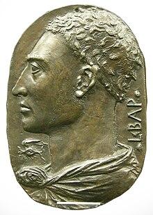 CdM, presunto Autoritratto di Leon Battista Alberti, wit ground.jpg