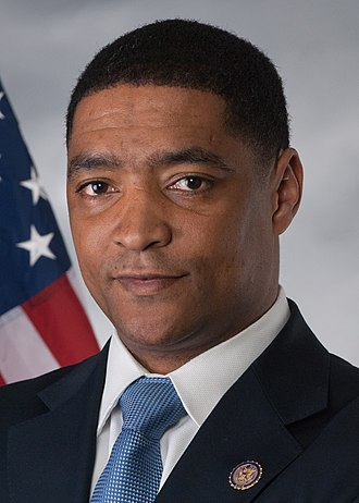 United States congressional delegations from Louisiana - Image: Cedric Richmond official photo (cropped)