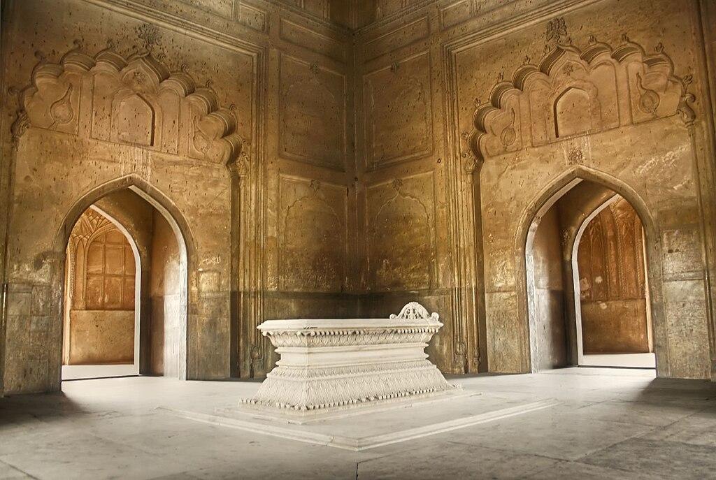 File Cenotaph Inside Safdarjung Tomb Delhi Jpg