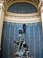 Centaur - posąg w łaźniach w Budapeszcie.jpg