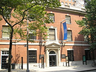 American Sephardi Federation - ASF at the Center for Jewish History on 16th Street