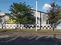 Centre for Budapest Transport, Taxi Customer Service, mural, 2018 Józsefváros.jpg