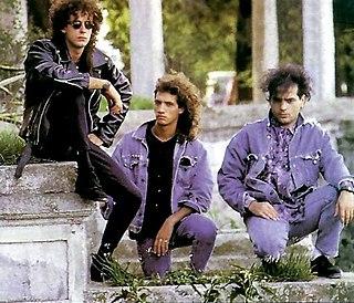 Soda Stereo Argentine rock band
