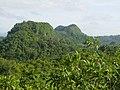 Cerro Waylawas, vista desde el sur. - panoramio.jpg