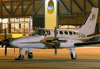 Cessna 441 Conquest II - Image: Cessna 441 Conquest II AN0841419