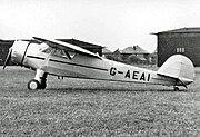 Cessna C-34 G-AEAI Squires Gate 08.01.50 edited-4