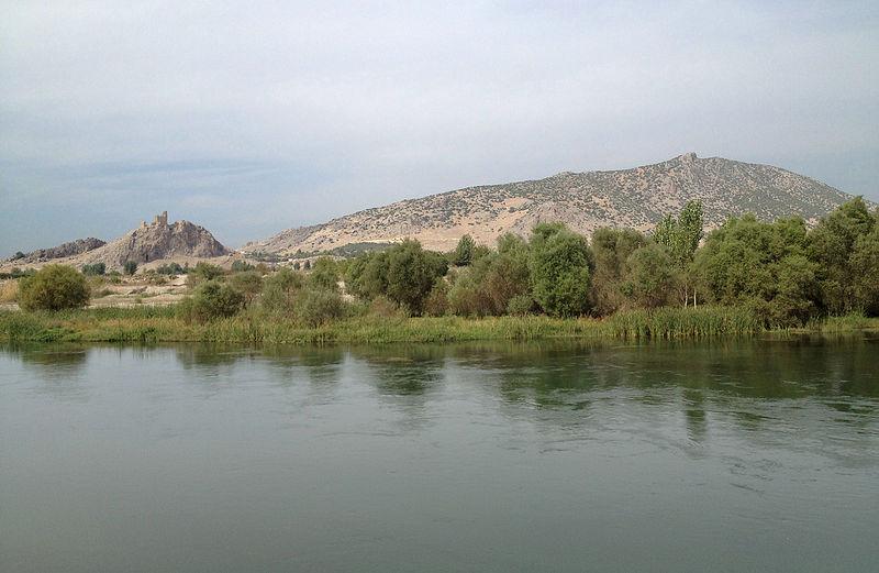 File:Ceyhan River in Gökçedam, Osmaniye 07.JPG