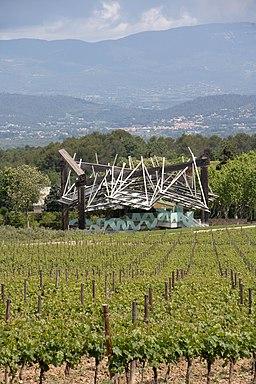 Château La Coste - Pavillon de musique