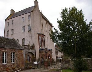 Delgatie Castle - Delgatie Castle 2006