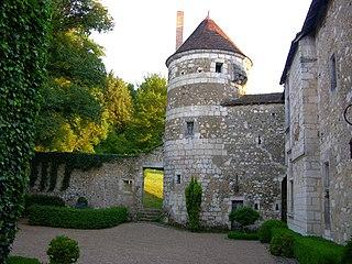 Bonneveau Commune in Centre-Val de Loire, France
