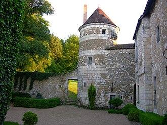 Bonneveau - Château of Matval