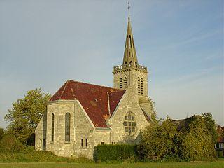 Chérisy Commune in Hauts-de-France, France