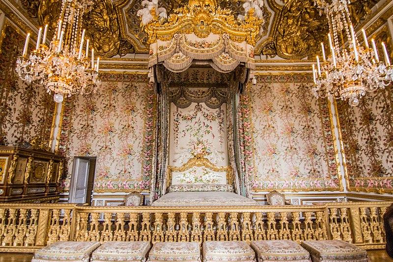 File chambre de reine marie wikimedia commons for Chambre de la reine