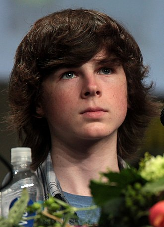 Judge, Jury, Executioner - Critics were keen to the development of Carl (Chandler Riggs, pictured)