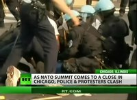 File:Chaos in Chicago during NATO summit.webm