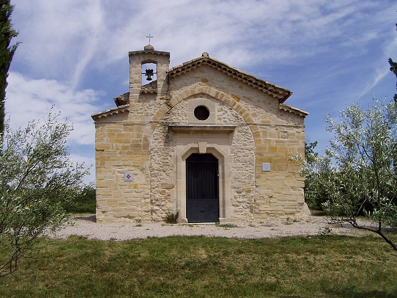 Chapel of Pierrevert